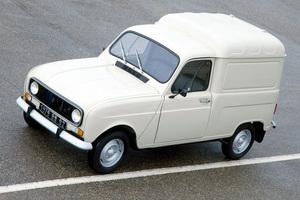 F4 фургон 3-дв.