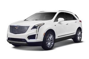 Авто Cadillac XT5, 2016 года выпуска, цена 4 090 000 руб., Москва