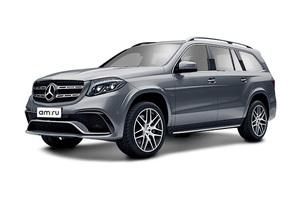 Авто Mercedes-Benz GLS-класс, 2016 года выпуска, цена 12 378 736 руб., Москва