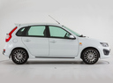 Новый ВАЗ (Lada) Kalina, белый , 2017 года выпуска, цена 549 000 руб. в автосалоне Армавирский Автоцентр Плюс