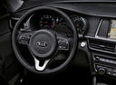 Новый Kia Optima, черный металлик, 2016 года выпуска, цена 1 349 900 руб. в автосалоне
