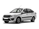 Новый ВАЗ (Lada) Granta, белый , 2016 года выпуска, цена 430 600 руб. в автосалоне
