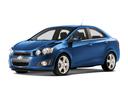 Подержанный Chevrolet Aveo, синий , цена 470 000 руб. в республике Татарстане, хорошее состояние