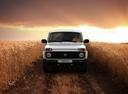Новый ВАЗ (Lada) 4x4, белый , 2016 года выпуска, цена 509 700 руб. в автосалоне