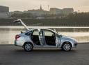 Новый ВАЗ (Lada) Granta, серебряный , 2016 года выпуска, цена 551 200 руб. в автосалоне