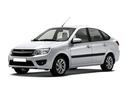 Подержанный ВАЗ (Lada) Granta, белый , цена 280 000 руб. в республике Татарстане, отличное состояние