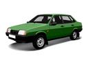 Подержанный ВАЗ (Lada) 2109, зеленый металлик, цена 40 000 руб. в республике Татарстане, плохое состояние
