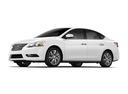 Новый Nissan Sentra, белый акрил, 2016 года выпуска, цена 1 101 000 руб. в автосалоне Ниссан Сочи