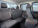 Фото авто Volkswagen Amarok 1 поколение, ракурс: задние сиденья