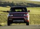 Фото авто Land Rover Range Rover Sport 2 поколение,  цвет: оранжевый