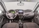 Новый ВАЗ (Lada) Kalina, белый , 2016 года выпуска, цена 501 400 руб. в автосалоне Авто-Моторс
