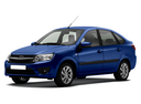 Новый ВАЗ (Lada) Granta, синий , 2016 года выпуска, цена 452 700 руб. в автосалоне