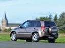 Фото авто Suzuki Grand Vitara 2 поколение [рестайлинг], ракурс: 135 цвет: серый