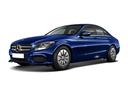 Новый Mercedes-Benz C-Класс, синий металлик, 2016 года выпуска, цена 2 450 000 руб. в автосалоне