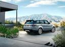 Фото авто Land Rover Range Rover Sport 2 поколение, ракурс: 225 цвет: серебряный