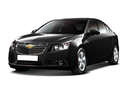 Подержанный Chevrolet Cruze, черный металлик, цена 400 000 руб. в Смоленской области, отличное состояние