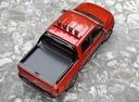 Фото авто Volkswagen Amarok 1 поколение, ракурс: сверху цвет: оранжевый