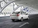 Новый ВАЗ (Lada) Granta, белый , 2016 года выпуска, цена 404 200 руб. в автосалоне