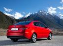 Новый Kia Rio, красный металлик, 2016 года выпуска, цена 749 900 руб. в автосалоне Урал Авто на Белорецком