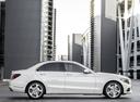 Новый Mercedes-Benz C-Класс, белый , 2015 года выпуска, цена 1 990 000 руб. в автосалоне УралАвтоХаус Магнитогорск