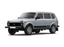 Новый ВАЗ (Lada) 4x4, серебряный , 2016 года выпуска, цена 509 700 руб. в автосалоне