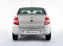 Новый ВАЗ (Lada) Granta, белый , 2016 года выпуска, цена 513 400 руб. в автосалоне