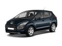 Подержанный Peugeot 3008, синий металлик, цена 650 000 руб. в ао. Ханты-Мансийском Автономном округе - Югре, отличное состояние