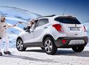 Подержанный Opel Mokka, белый , цена 900 000 руб. в ао. Ханты-Мансийском Автономном округе - Югре, отличное состояние