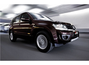 Фото авто Suzuki Grand Vitara 2 поколение [рестайлинг], ракурс: 315 цвет: коричневый