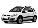 Подержанный Suzuki SX4, белый , цена 580 000 руб. в Челябинской области, хорошее состояние