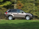Фото авто Suzuki Grand Vitara 2 поколение [рестайлинг], ракурс: 270 цвет: серый