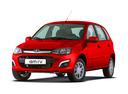 Новый ВАЗ (Lada) Kalina, красный , 2016 года выпуска, цена 435 500 руб. в автосалоне