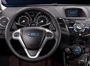 Новый Ford Fiesta, серый , 2016 года выпуска, цена 707 900 руб. в автосалоне Темп-Авто Форд Сочи