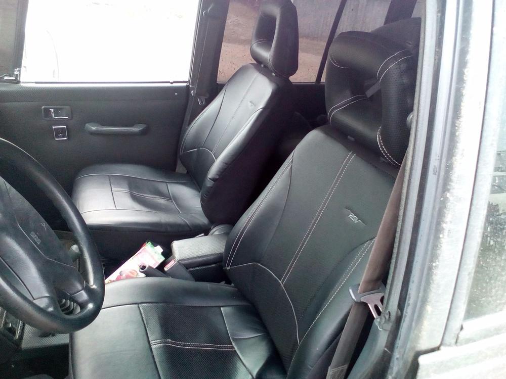 Подержанный Mitsubishi Pajero, среднее состояние, серый , 1992 года выпуска, цена 330 000 руб. в Челябинской области