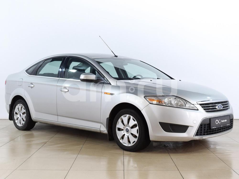 Ford Mondeo с пробегом, серебряный , отличное состояние, 2010 года выпуска, цена 499 000 руб. в автосалоне  ()