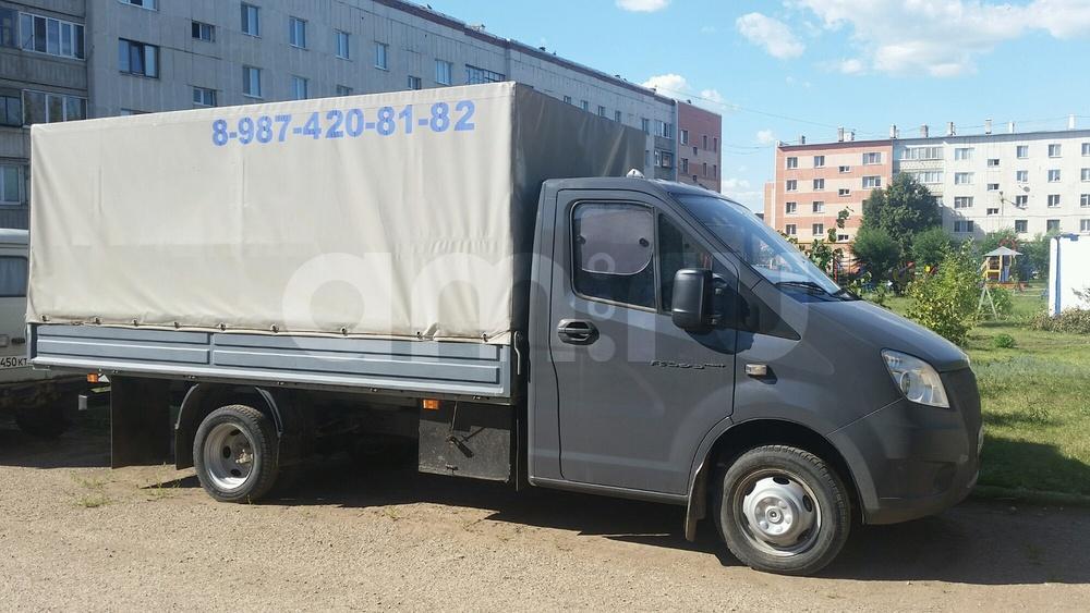 Подержанный ГАЗ Next, отличное состояние, серый , 2013 года выпуска, цена 690 000 руб. в республике Татарстане