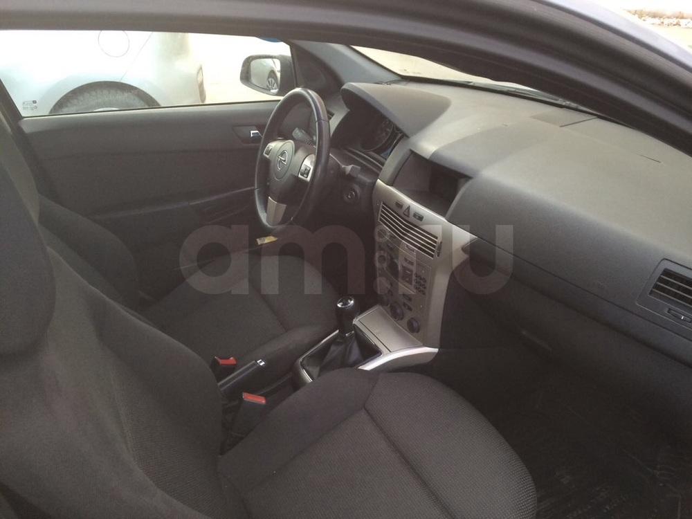 Подержанный Opel Astra, отличное состояние, голубой , 2007 года выпуска, цена 285 000 руб. в республике Татарстане