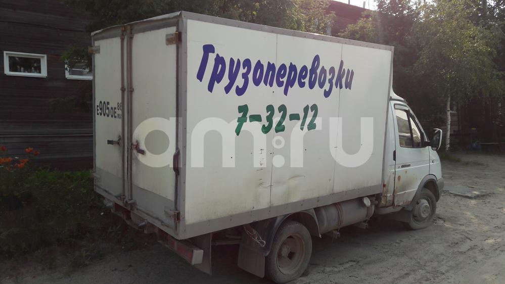 Подержанный ГАЗ Газель, среднее состояние, белый , 2005 года выпуска, цена 160 000 руб. в ао. Ханты-Мансийском Автономном округе - Югре