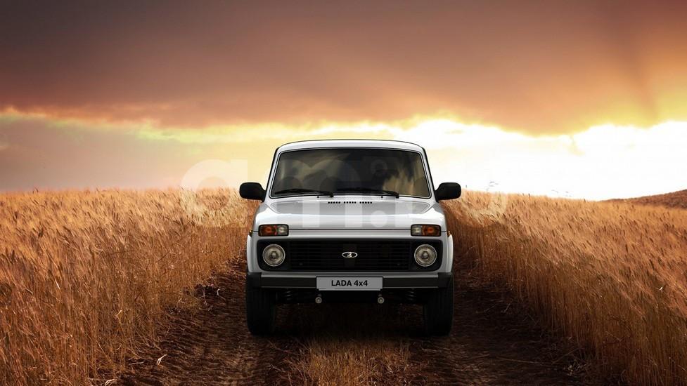 Подержанный ВАЗ (Lada) 4x4, отличное состояние, белый , 2011 года выпуска, цена 300 000 руб. в Челябинской области