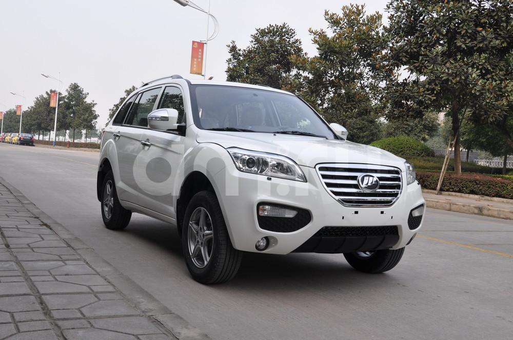 Подержанный Lifan X60, отличное состояние, белый , 2014 года выпуска, цена 550 000 руб. в республике Татарстане