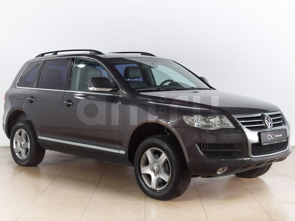 Volkswagen Touareg с пробегом, серый , отличное состояние, 2007 года выпуска, цена 769 000 руб. в автосалоне  ()