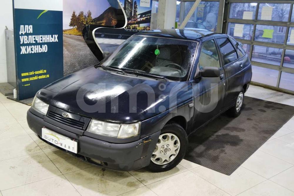 ВАЗ (Lada) 2112 с пробегом, черный , отличное состояние, 2004 года выпуска, цена 99 900 руб. в автосалоне AutoMart (Санкт-Петербург, ул. Софийская, д. 2, корп. 1)