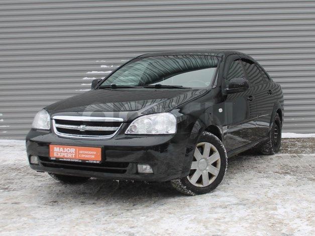 Chevrolet Lacetti с пробегом, черный металлик, отличное состояние, 2010 года выпуска, цена 325 000 руб. в автосалоне  ()