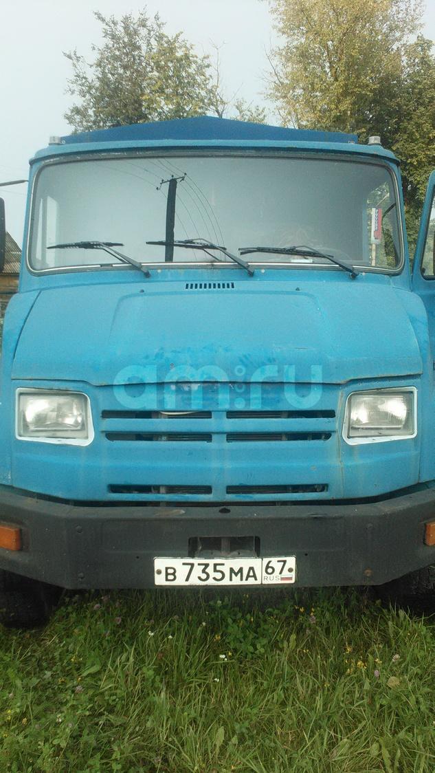 Подержанный ЗИЛ 5301, хорошее состояние, синий , 2004 года выпуска, цена 210 000 руб. в Смоленской области