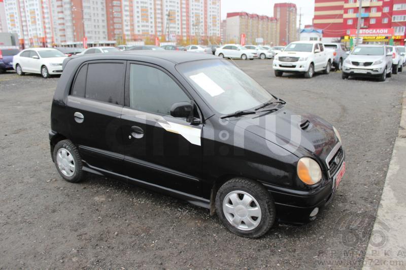 Kia Visto с пробегом, черный , хорошее состояние, 2001 года выпуска, цена 165 000 руб. в автосалоне  ()