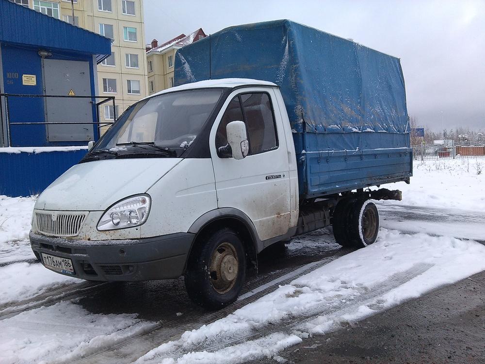 Подержанный ГАЗ Газель, среднее состояние, белый , 2008 года выпуска, цена 200 000 руб. в ао. Ханты-Мансийском Автономном округе - Югре