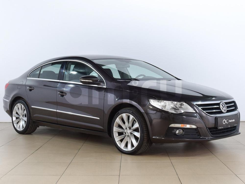 Volkswagen Passat CC с пробегом, черный , отличное состояние, 2010 года выпуска, цена 720 000 руб. в автосалоне  ()
