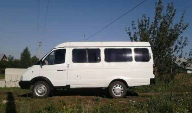 Подержанный ГАЗ Газель, среднее состояние, белый , 2004 года выпуска, цена 125 000 руб. в Челябинской области