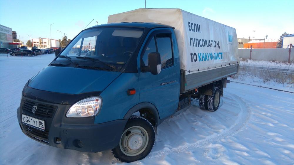 Подержанный ГАЗ Газель, отличное состояние, синий , 2011 года выпуска, цена 430 000 руб. в ао. Ханты-Мансийском Автономном округе - Югре