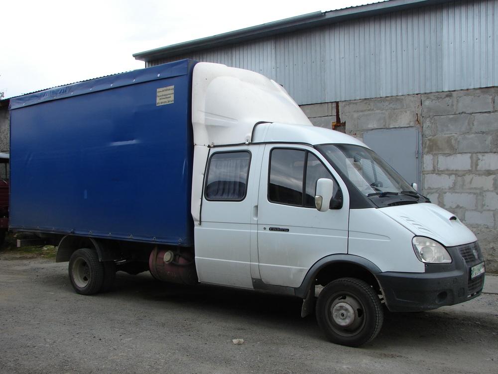 Подержанный ГАЗ Газель, хорошее состояние, белый , 2006 года выпуска, цена 430 000 руб. в Челябинской области